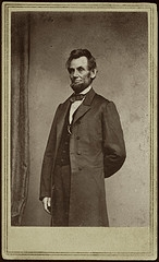 Abraham Lincoln, c.1863, George Eastman House Collection