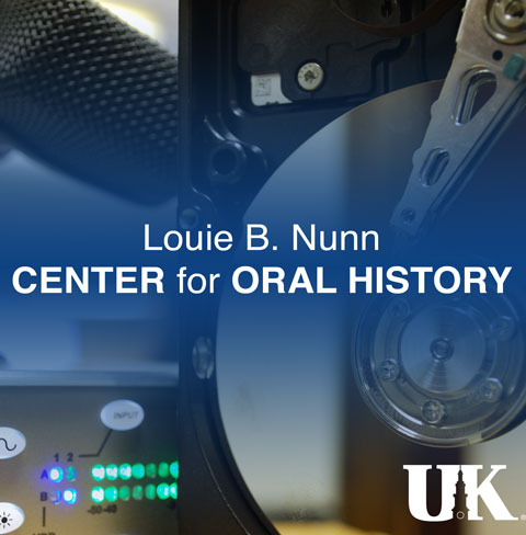 Louie B. Nunn Center for Oral History