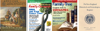 Genealogical magazines