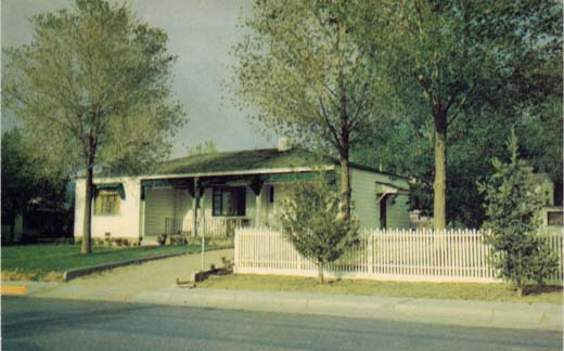 Ernie Pyle Home, Albuquerque, New Mexico