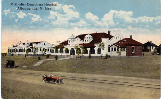 Methodist Deaconess Hospital