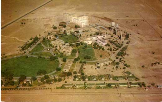 U.S. Veterans Hospital Albuquerque, New Mexico