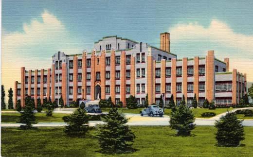 Indian Sanatorium, Albuquerque, N.M.