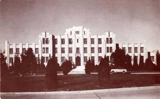 Indian Sanatorium at Albuquerque, New M