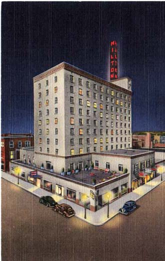 Hotel Hilton, Albuquerque, N. M.
