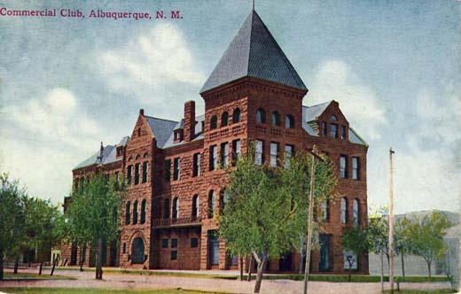 Commercial Club, Albuquerque, N. M.