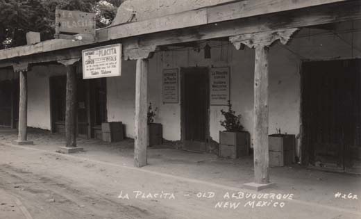 La Placita – Old Albuquerque New Mexico