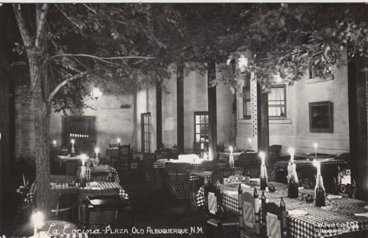 La Cocina-Plaza, Old Albuquerque, N. M.