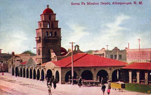 Santa Fe Mission Depot