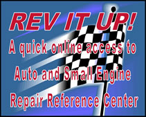 Auto and Small Engine Repair Reference Center