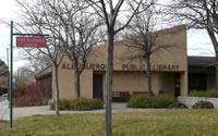 Profile photo of Tony Hillerman Library