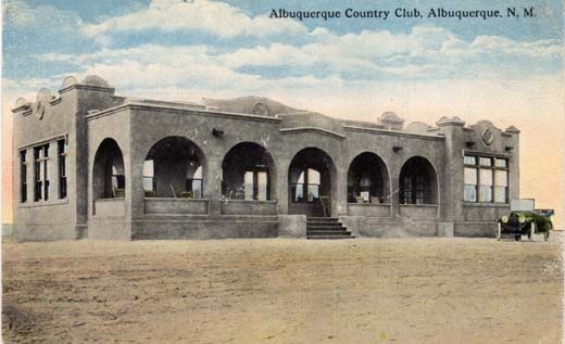 Albuquerque Country Club, Albuquerque, N. M.
