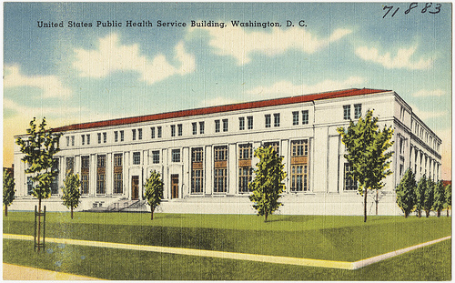 US Public Health Service Building, Washington, DC