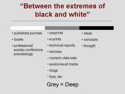 Gray Literature