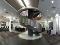 NJMHS Library - Spiral Stair
