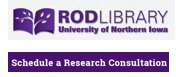 Request a research consultation wth a librarian.