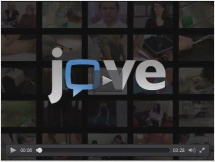 JoVE video