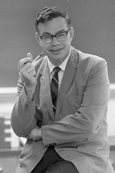 portrait of David L. Underwood