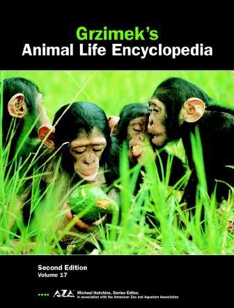 Grzimek's Animal Life Encyclopedia