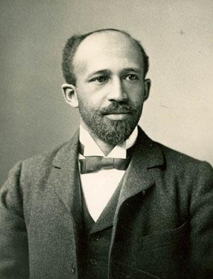 W.E.B. Du Bois photograph