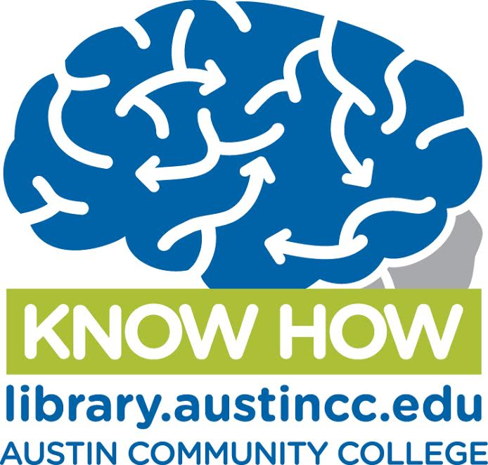 ACC Libraries Know How Brain Logo