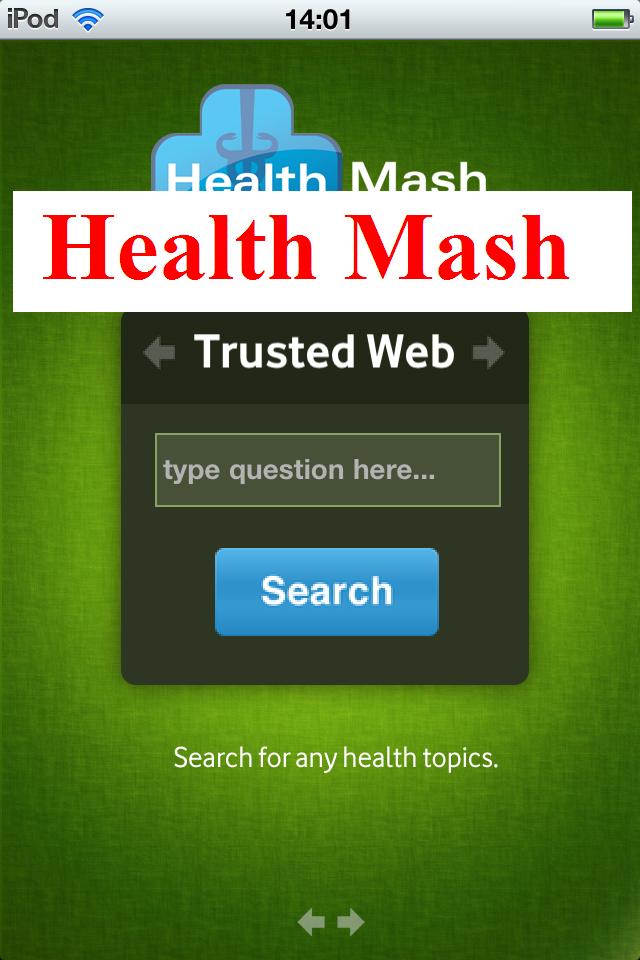 healthmash app