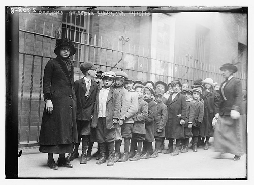 Orphans (Library of Congress)