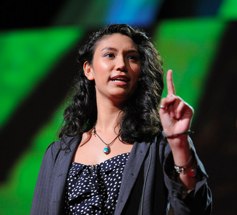 TED Talk Photograph