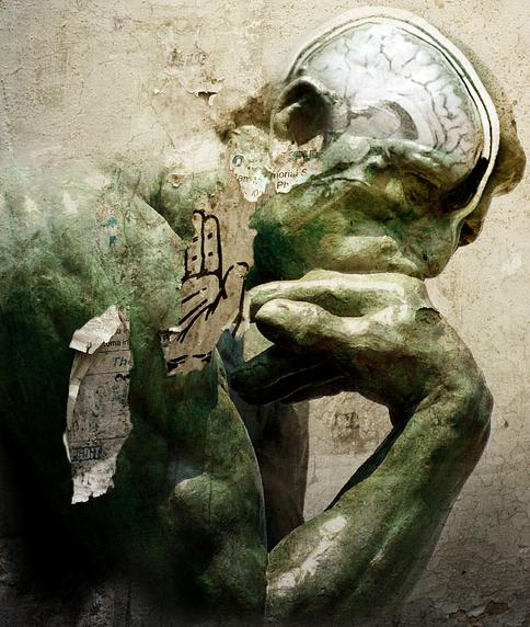 Thinker image