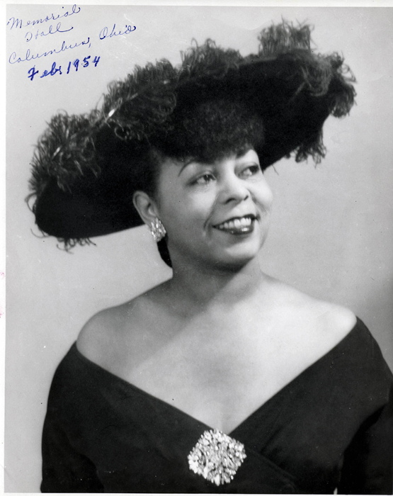 Mrs. Ursel White Lewis