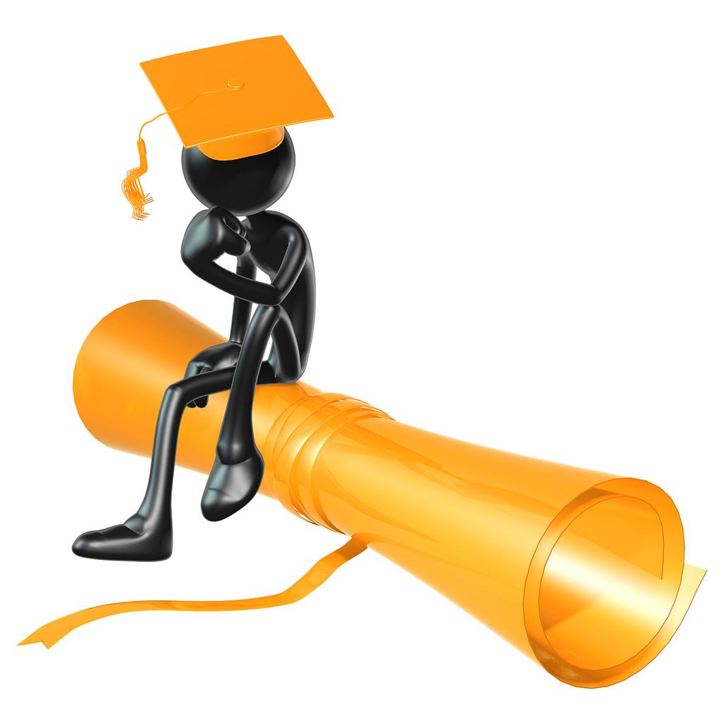 graduation thinker