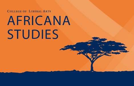 Image of Africana Studies Brochure