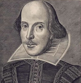 William Shakespeare, First Folio British Library G.11631 title page, 1623