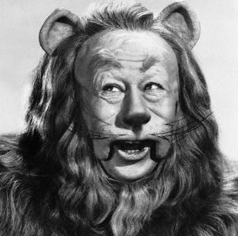 Bert Lahr as Cowardly Lion from Oz, Corbis, Bettmann Archive, 1039