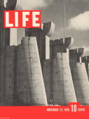 Life magazine, first issue