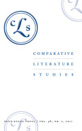 An issue of Comparative Literature Studies