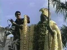 King Kamehameha Leis