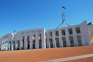 [Alexander Raubal, 'Canberra_80', CC Licence: CC BY-ND 2.0 (http://creativecommons.org/licenses/by-nd/2.0/deed.en), Image Source: flickr (http://www.flickr.com/photos/95983518@N04/8771203767/)]