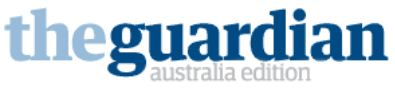 [Image source: the Guardian (http://www.theguardian.com/au)
