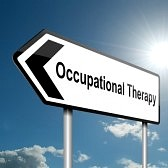 Sign [Illustration depicting a road traffic sign with an occupational therapy concept [with] blue sky background by Samantha Craddock. Image ID. 13777036. Source: http://www.123rf.com/stock-photo/occupational_therapy.html, viewed [22/10/2014]