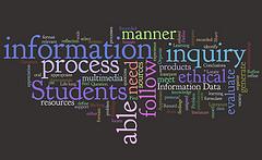 """'Standards Wordle' 'Margaret Gaudino', CC Licence: Image source: flickr.""""http://www.flickr.com/photos/slm507/5404884346/"""""""