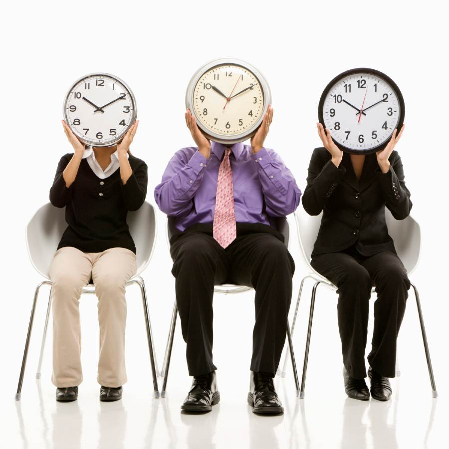Clock heads