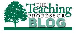 Teaching Professor Blog logo