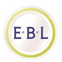EBL button logo