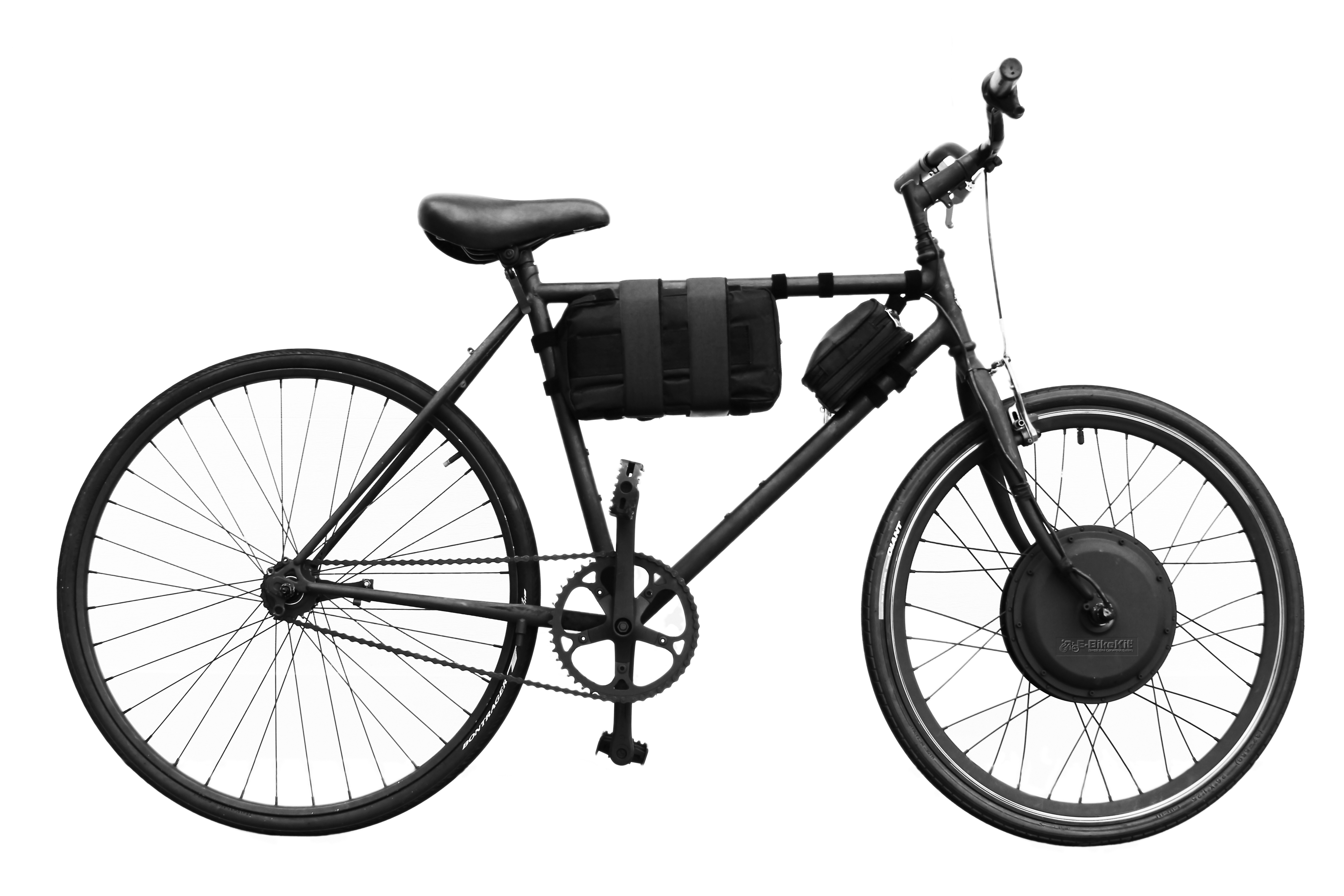 patent: electric bicycle