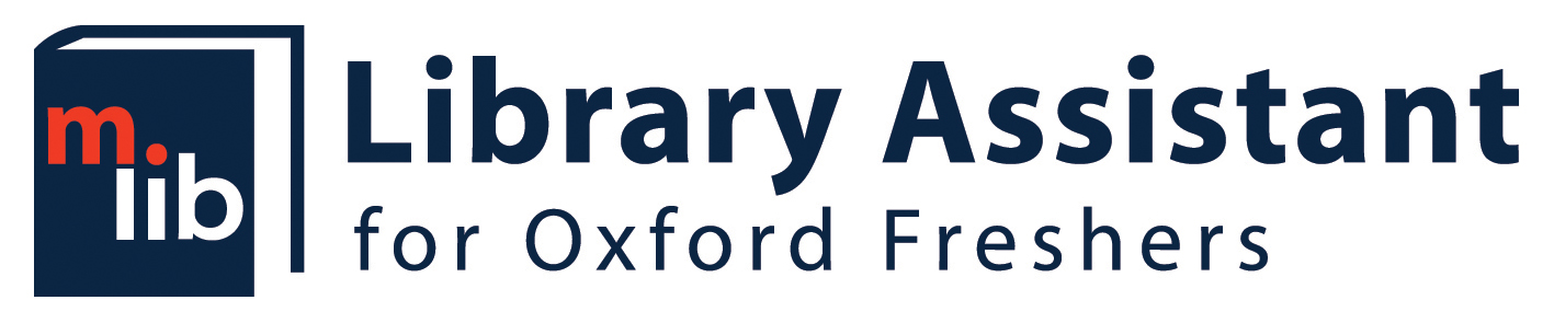 Library Assistant Logo