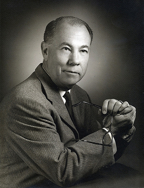 Charles W. McCrary, Sr. photograph