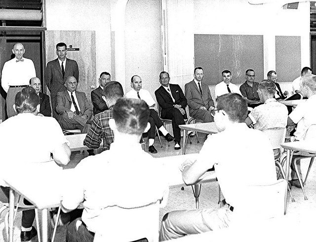 First class September 4, 1962 photograph