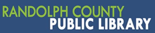 Randolph County Public Library logo
