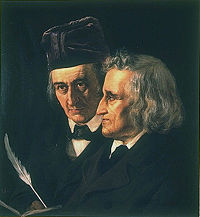 Wilhelm and Jakob, the Brothers Grimm